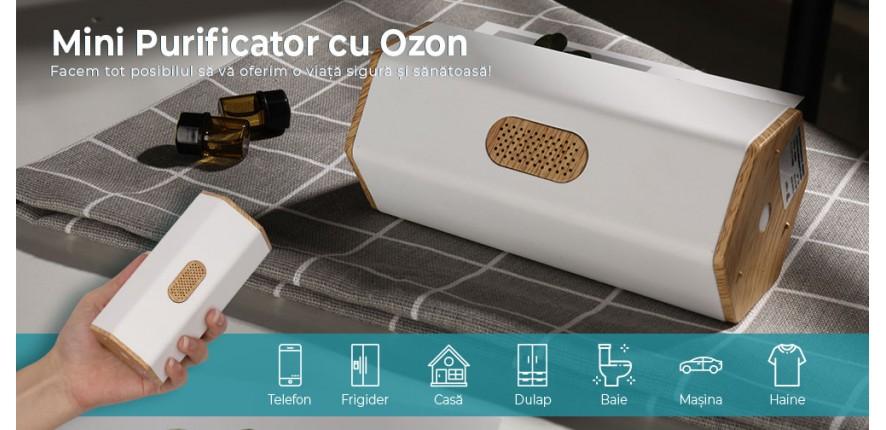 Generatoare de Ozon