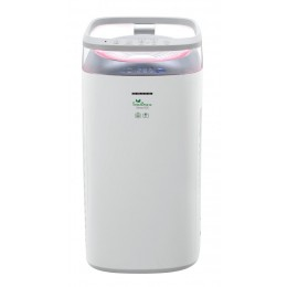 Purificator Heinner EZ-M500, CADR 500 m3/h, 35 W, Control touch, Mod Silentios, Filtru multiplu, Sistem dublu purificare, Indicator calitate aer, Alb