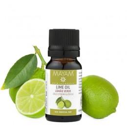 Ulei esențial de lămâie verde 10 ml