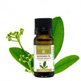 Ulei esențial de Ravensara Aromatica  10 ml