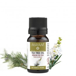 Ulei esențial de Tea Tree 10 ml