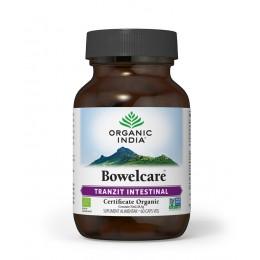 Bowelcare | Tranzit Intestinal, Combate Balonarea, 60 capsule vegetale