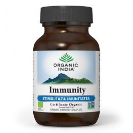 Immunity | Imunomodulator Natural, 60 capsule vegetale