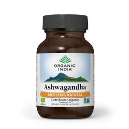 Ashwagandha | Antistres si Energizant Natural, 60 capsule vegetale