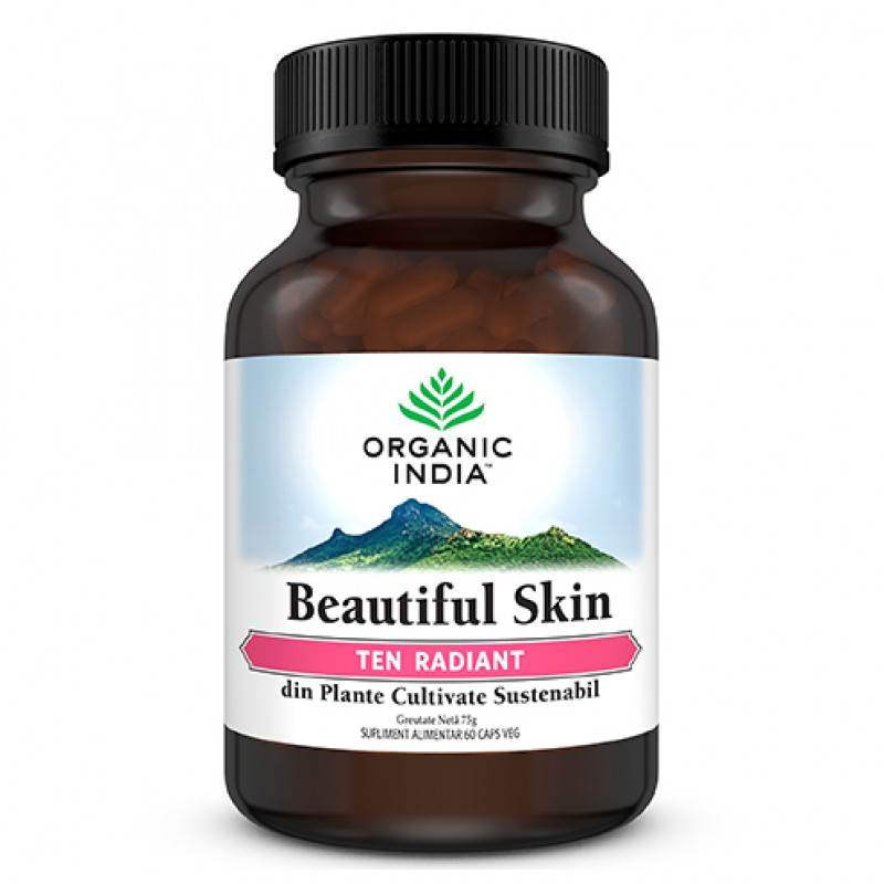 Beautiful Skin   Ten Radiant, 60 capsule vegetale