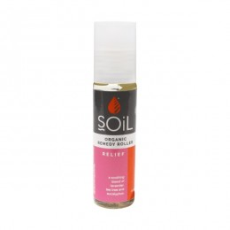 Roll-On Relief cu Uleiuri Esentiale Pure Organice ECOCERT 11 ml   Amestec de Alinare Rapida