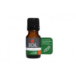 Ulei Esențial Cimbru Pur Organic ECOCERT 10 ml   Uleiul Antigripal