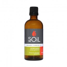 Ulei de tip Bază Avocado Pur Presat la Rece 100% Organic ECOCERT 100 ml | Uleiul Vitaminizant