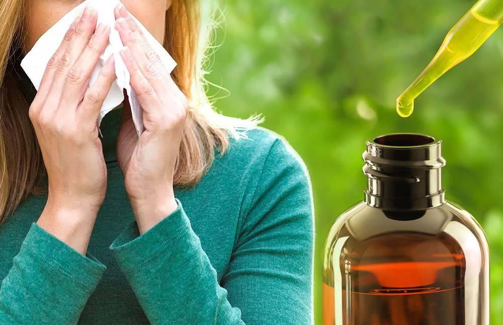 23 uleiuri esentiale pentru combaterea alergiilor